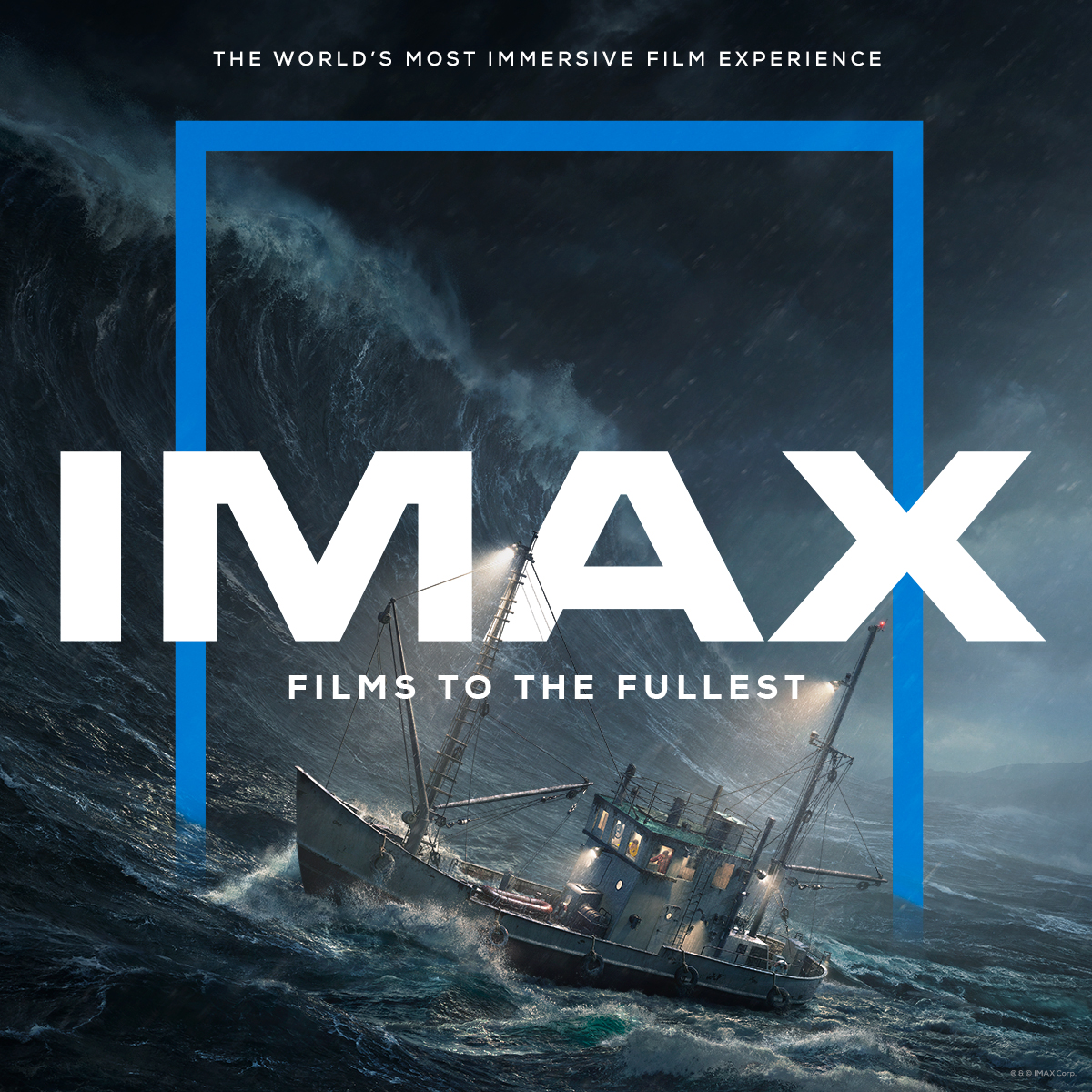 The IMAX Experience?